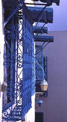 Sidi Bou Said: Fensterbeschläge