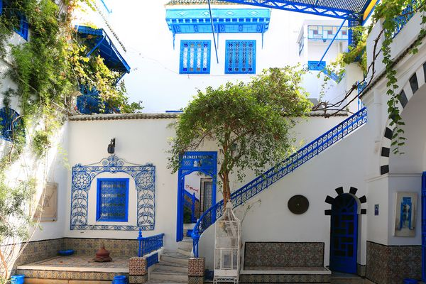 Sidi Bou Said II