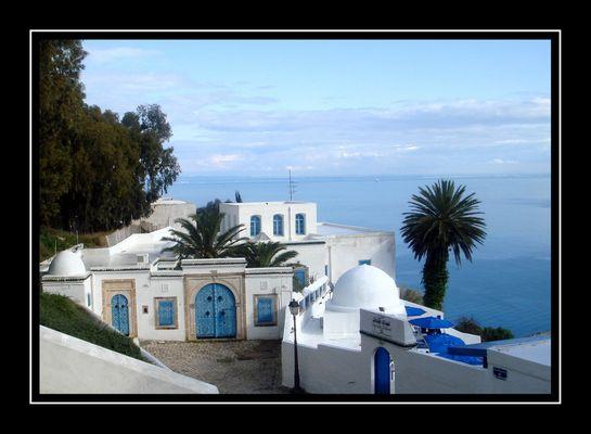 Sidi Bou Said - Tunesien