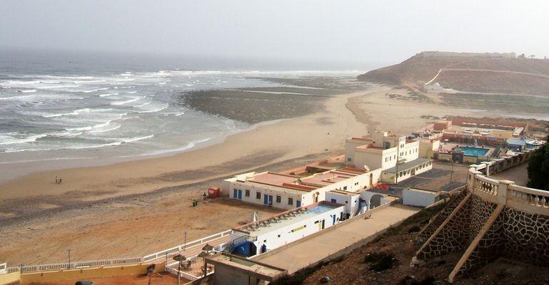Sidi Ifni Baie