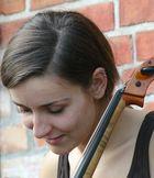 Sie spielt Cello
