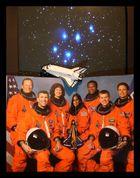 Sieben Sterne im Weltall...