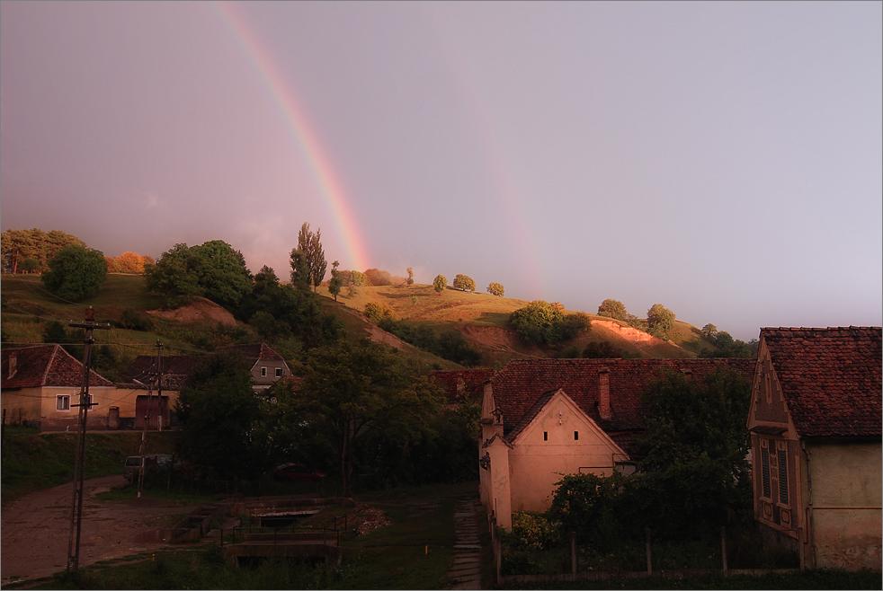 Siebenbürgen - Richis - Reichesdorf