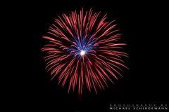 Siedlerfest Feuerwerk 1