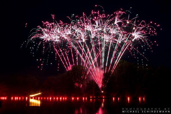 Siedlerfest Feuerwerk 2