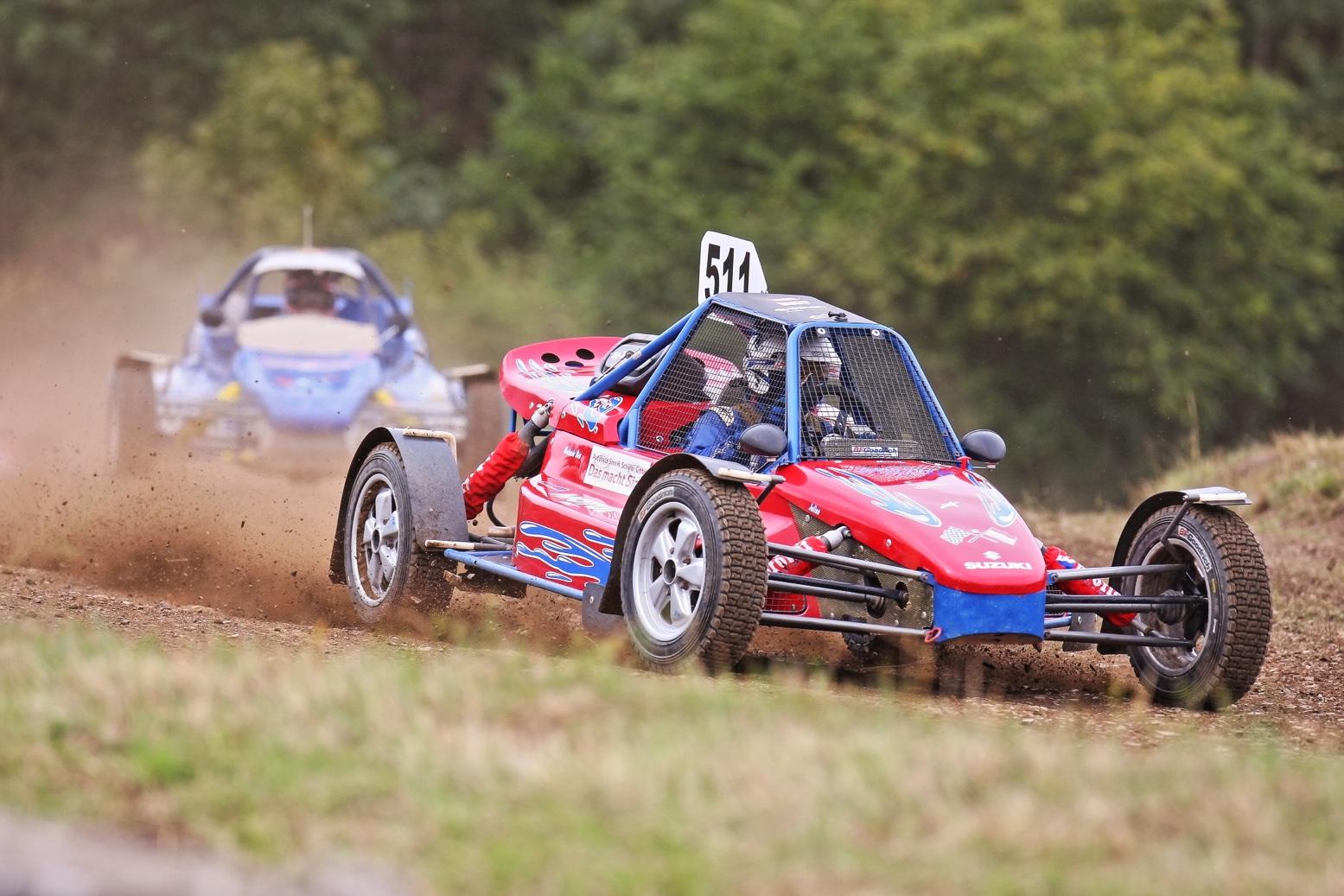 Siegbachtal Autocross 2013
