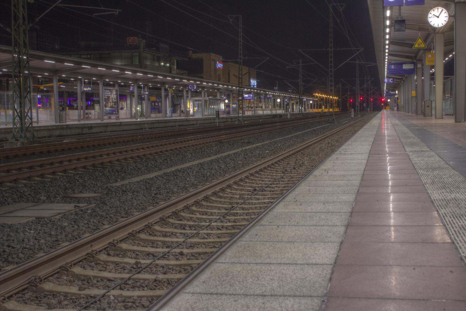 Siegburger Bahnhof