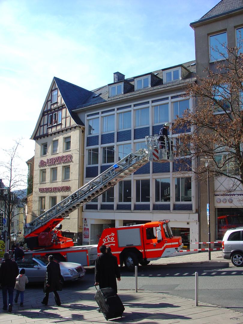 Siegen und seine Feuerwehr