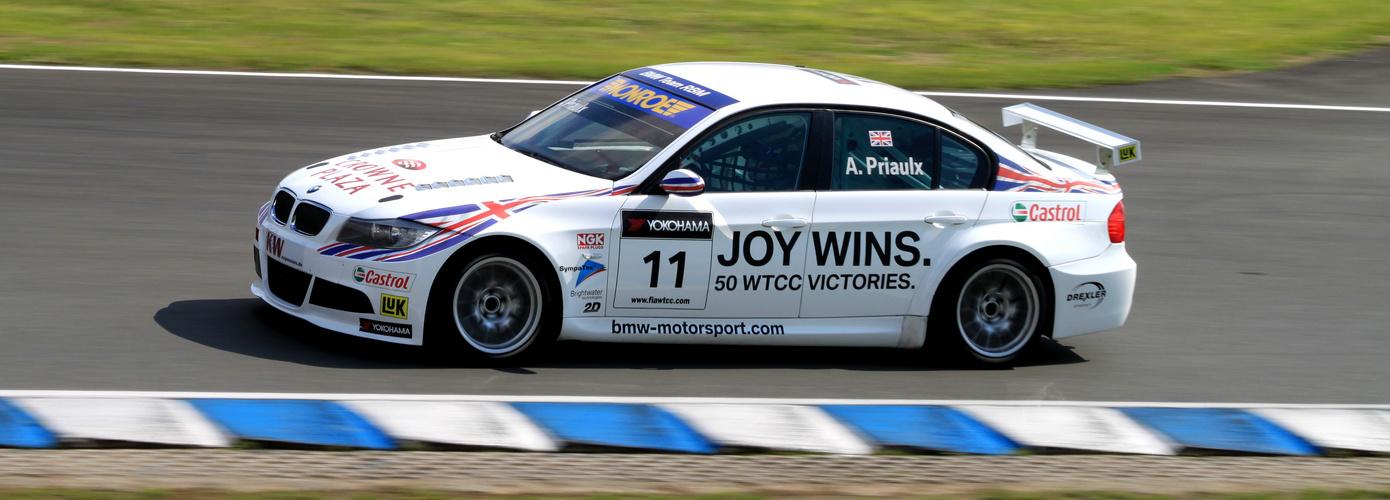Sieger 2010 - Andy Priaulx Oschersleben 2010