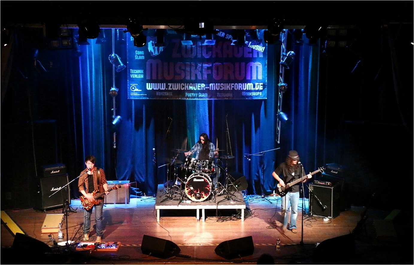 Sieger Bandwettbewerb 2014: The Lateriser