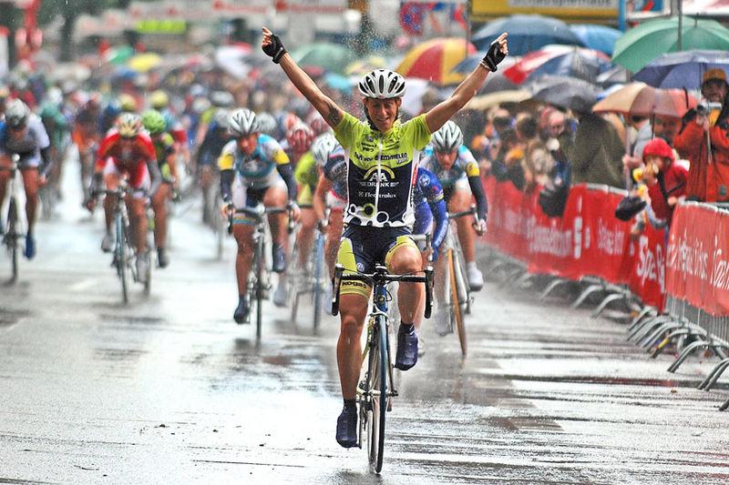 Sieger der Frauen...