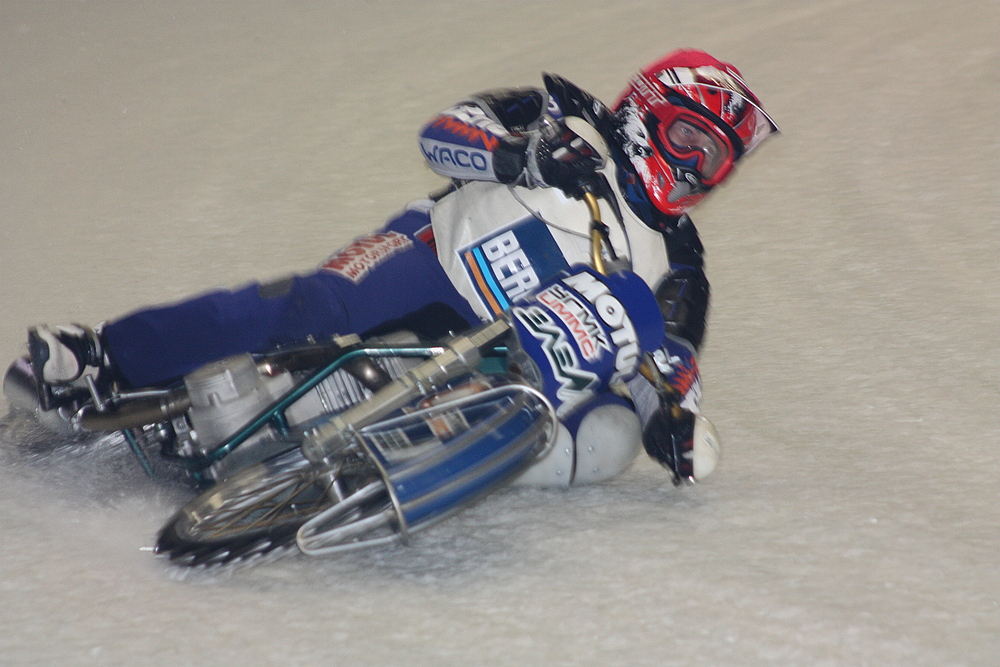 Siegerblick ? - Inzell 2011 - Eisspeedway WM Finale