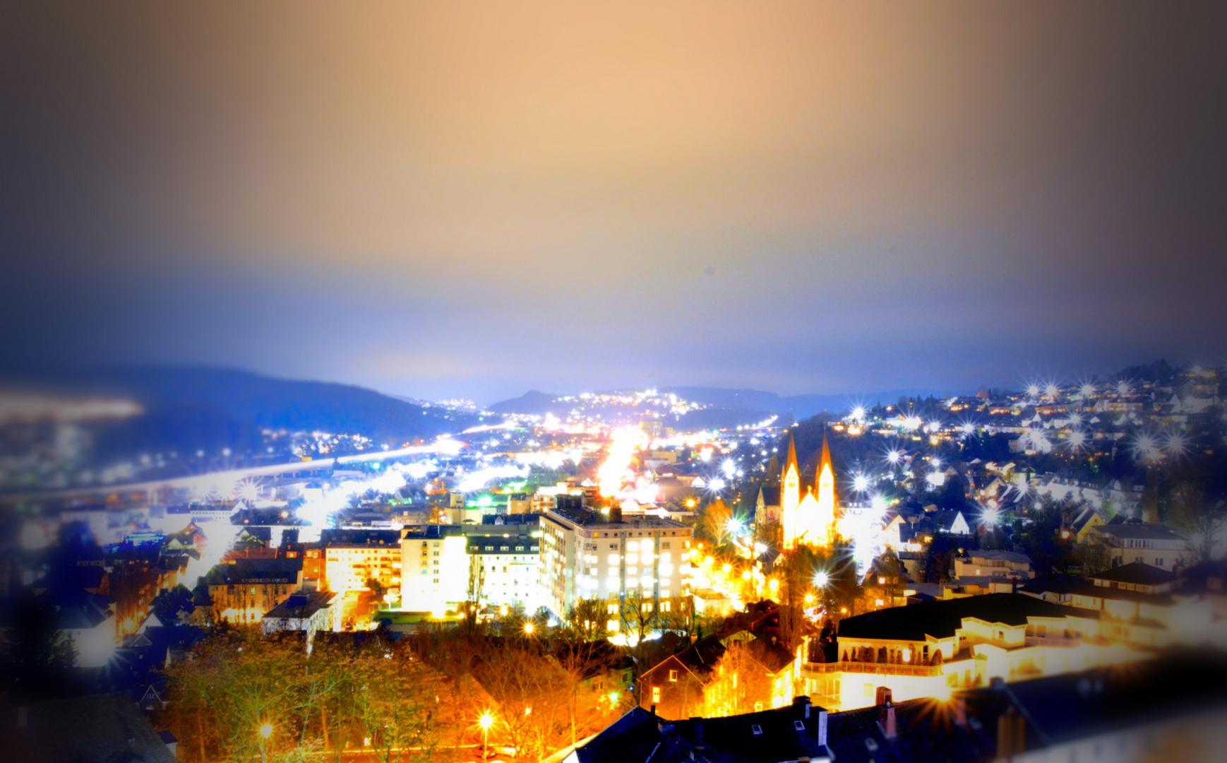Siegerland...