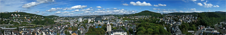 Siegerland Panorama