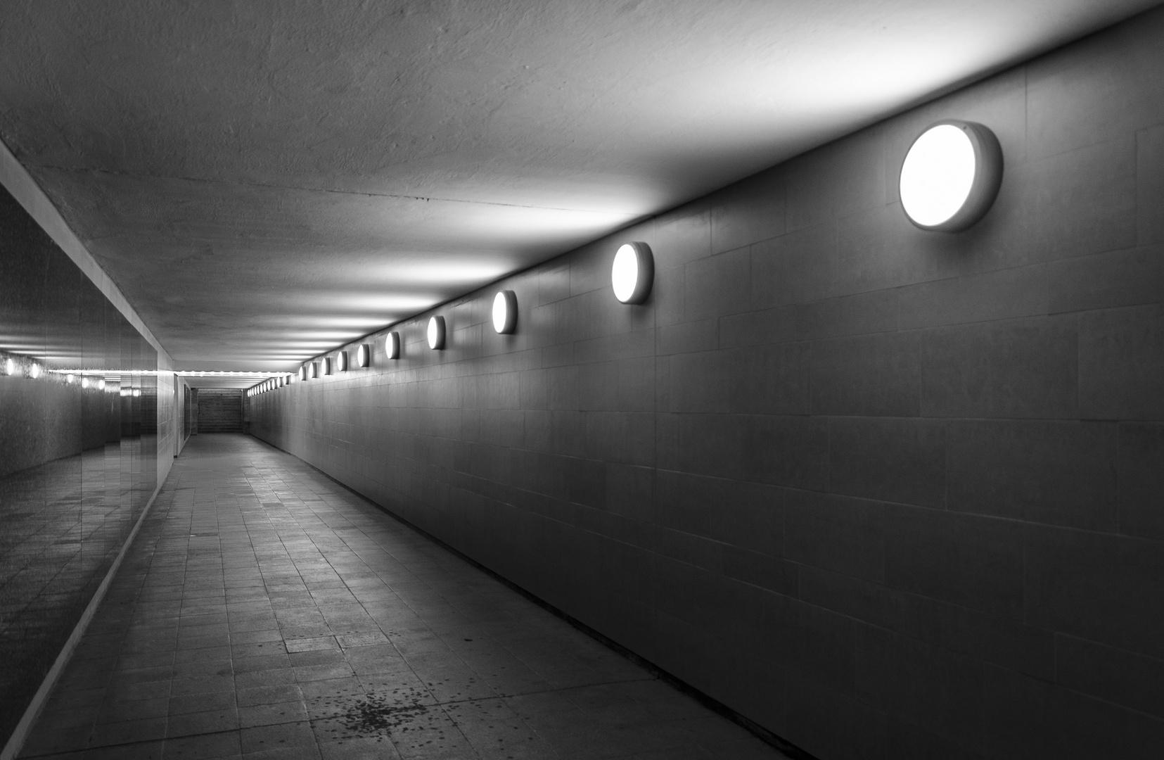 Siegessäule Tunnel
