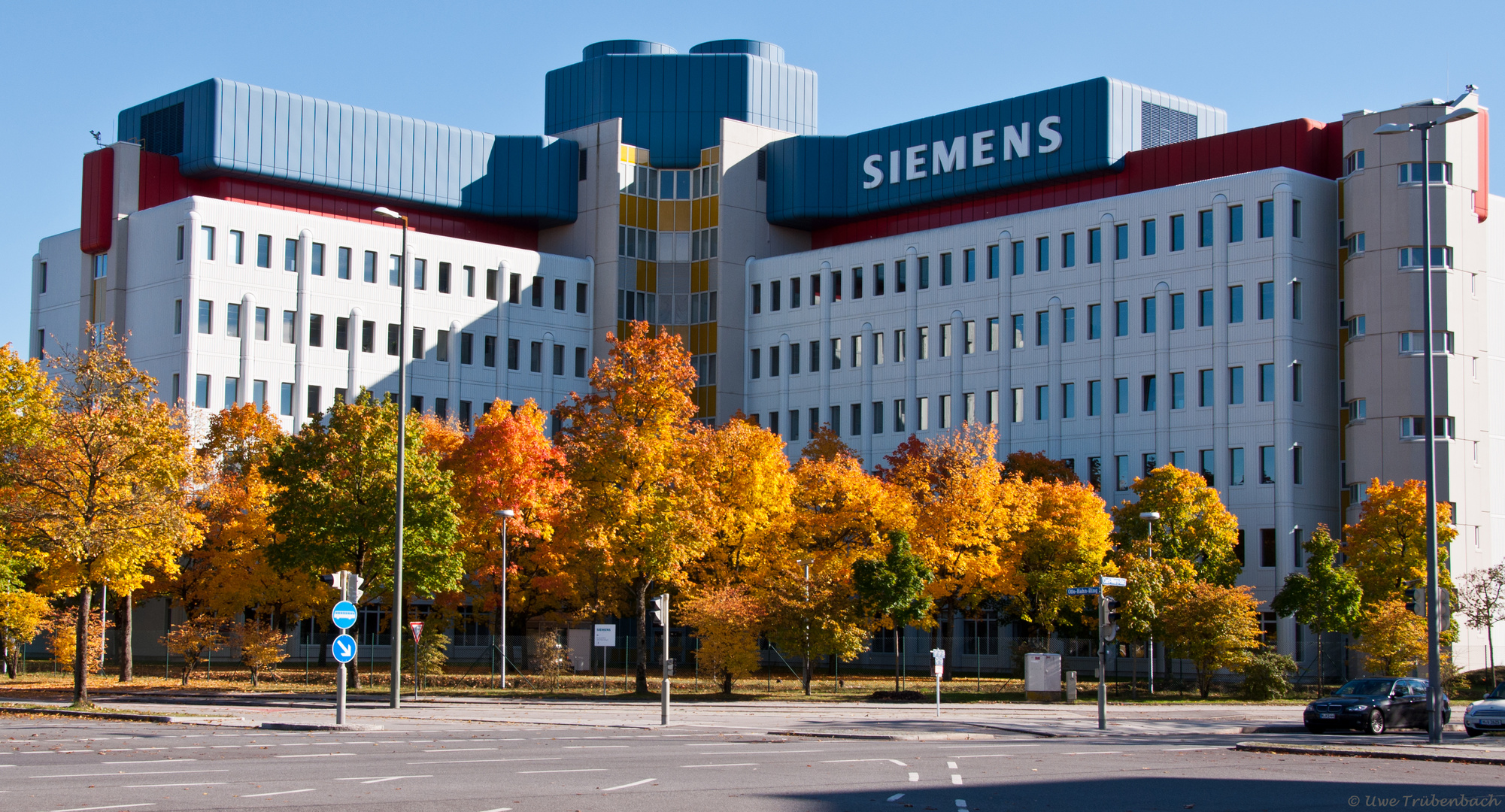 Siemens Standort München Neuperlach (1)