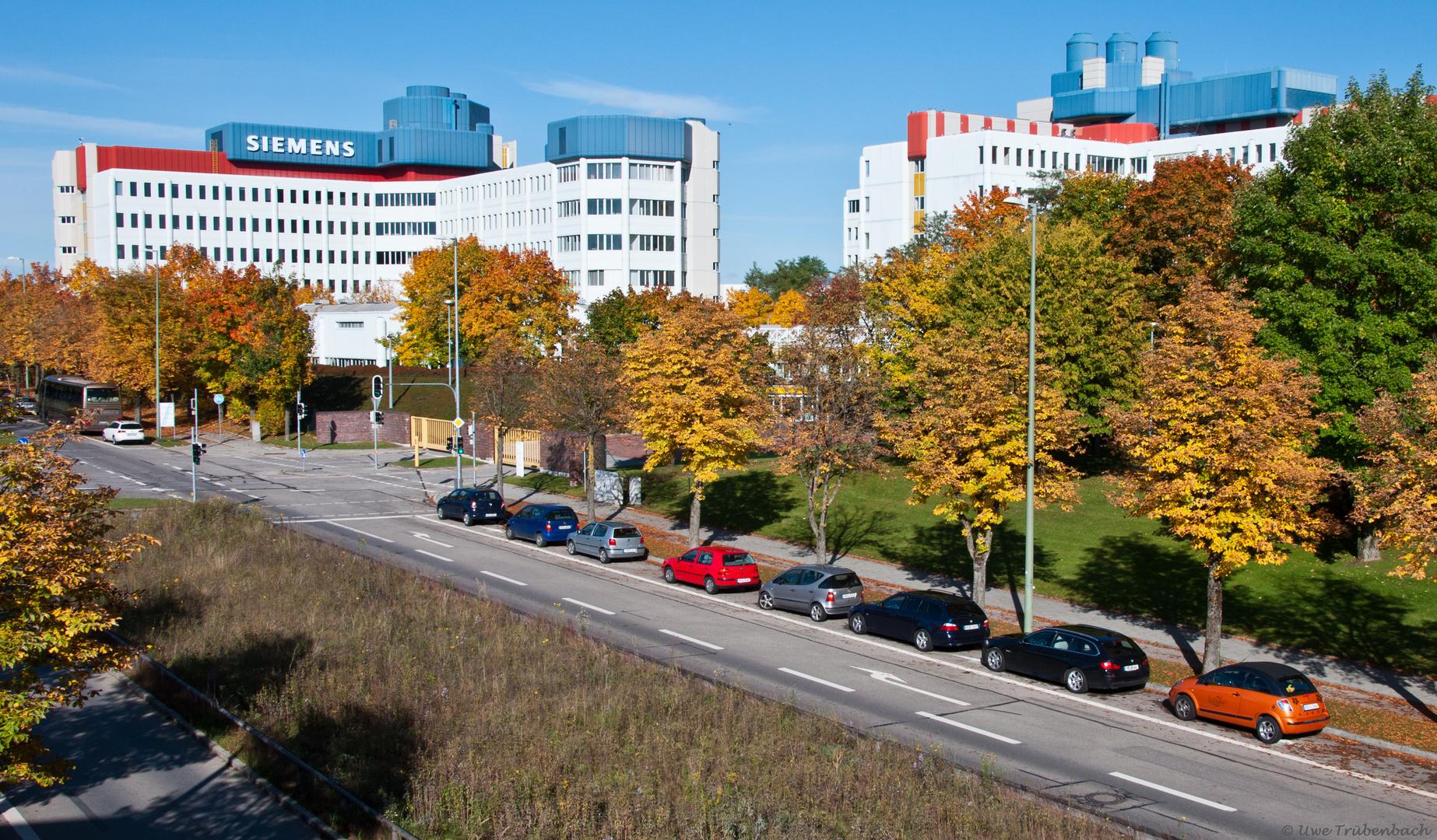 Siemens Standort München Neuperlach (2)