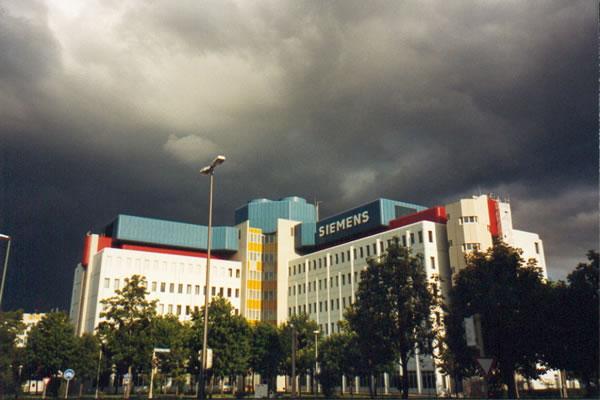 Siemenshaus in München - Neuperlach Süd