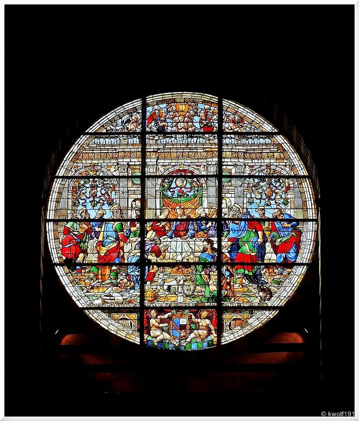 Siena - Cattedrale di Santa Maria Assunta (Detail)