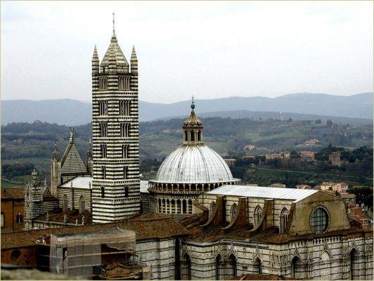 Siena - Duomo Santa Maria
