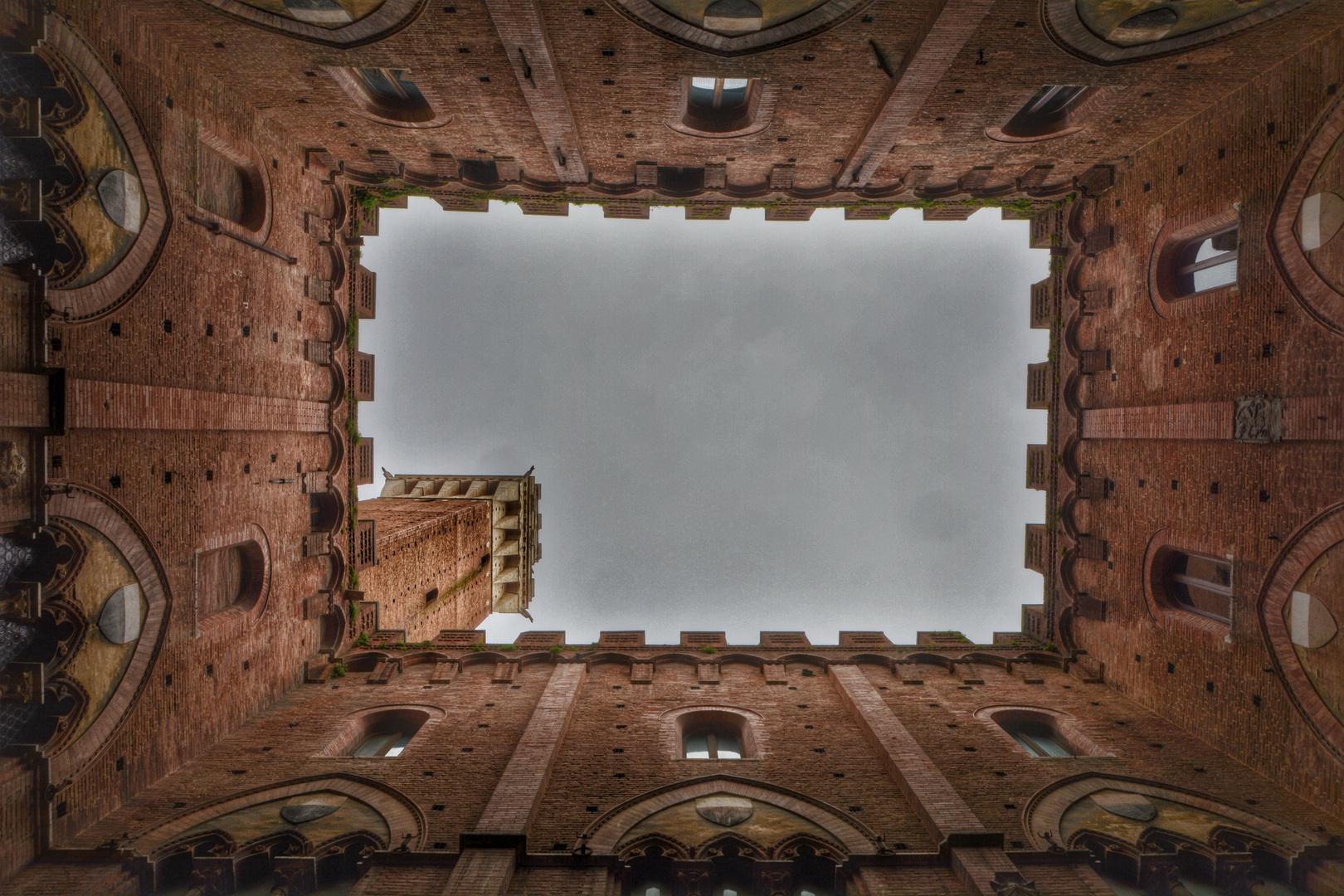 Siena im November