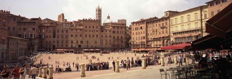 Siena im Sommer 03