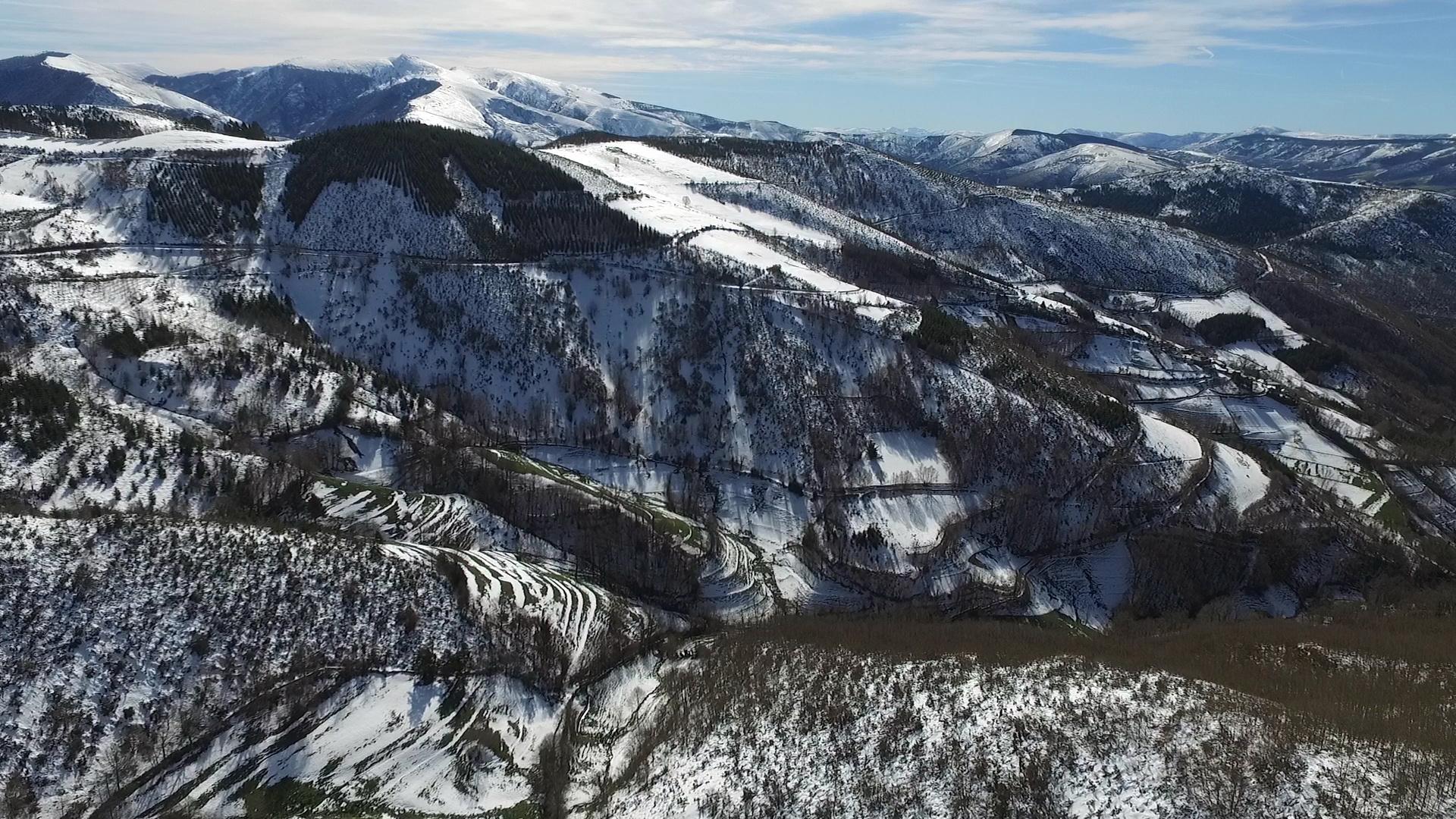 Sierra de Ancares; Galicia