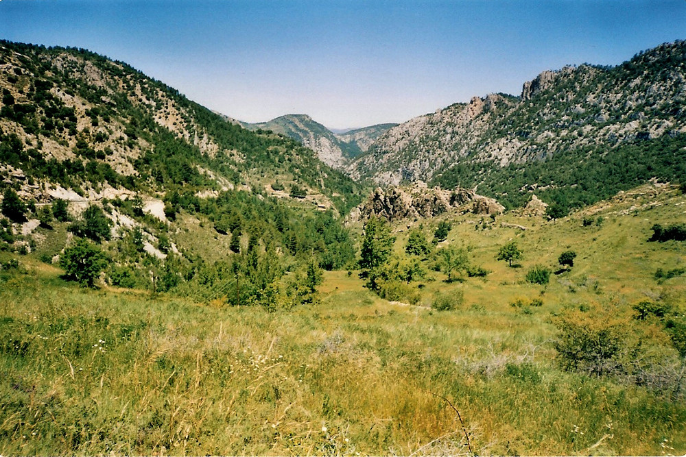 Sierra de Gúdar ( Teruel )