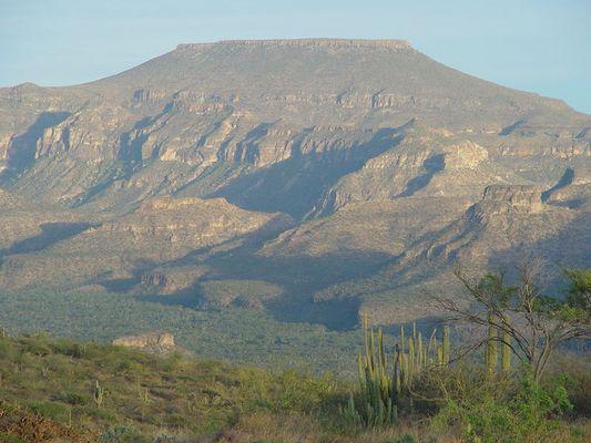 Sierra de la Giganta / Baja California