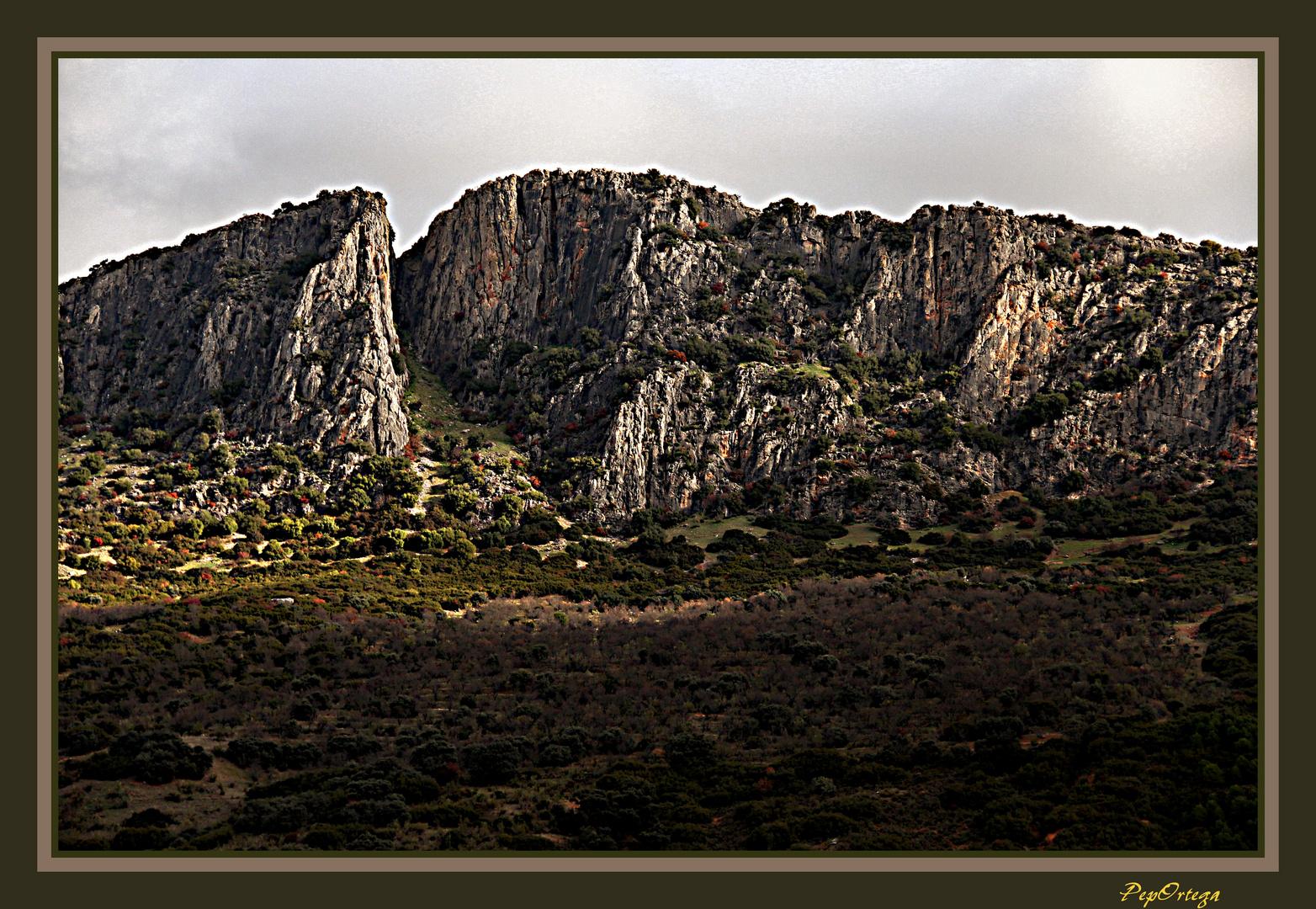 Sierra del Castillo