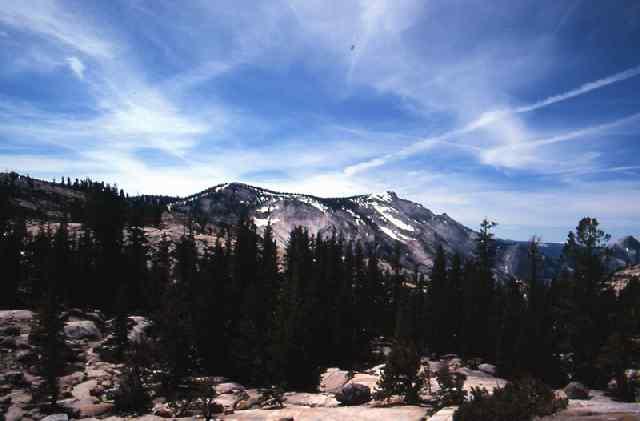 Sierra Nevada, Yosemite NP