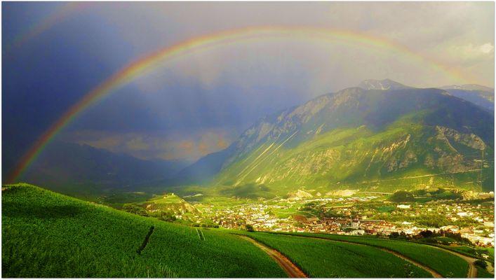 Sierre, Walis, Switzerland 2012