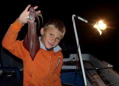 Sifis und der Tintenfisch