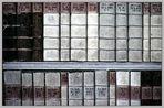 Siftsbibliothek Admont - Bücherrücken