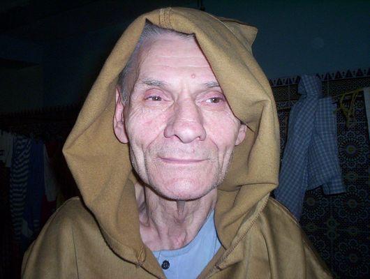 Siggi, der alte Marokkaner....