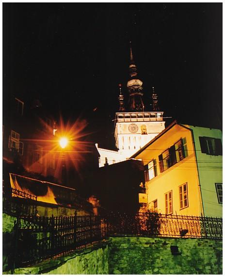 Sighisoara by Night