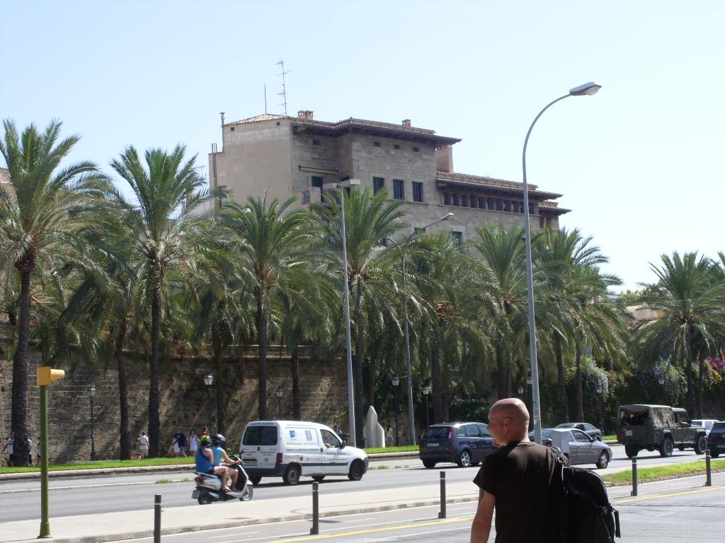 Sightseeing in Palma