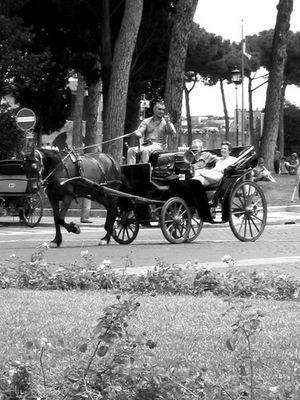 Sightseeing in Rom mit Stil