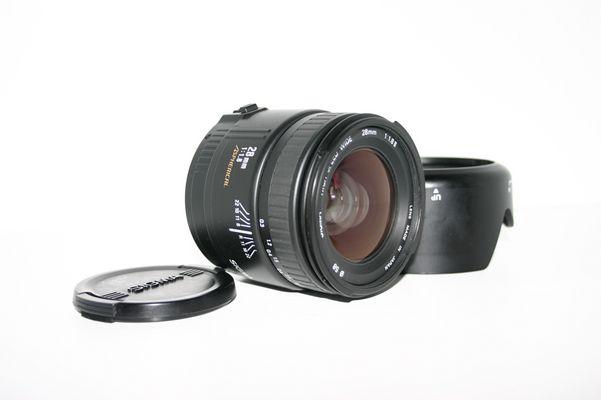 Sigma 1:1.8 28mm