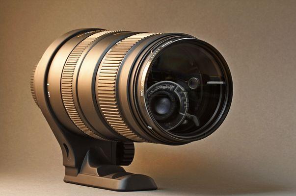 Sigma 120-400mm