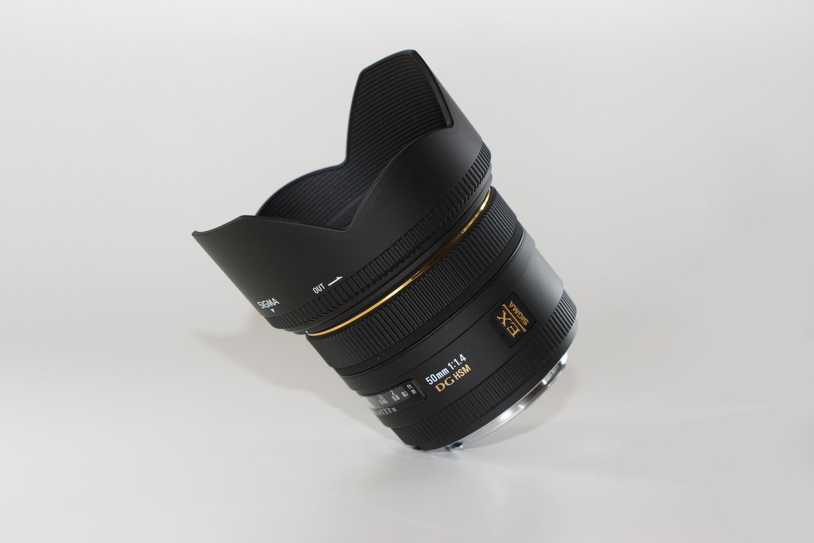 Sigma 50mm f1,4