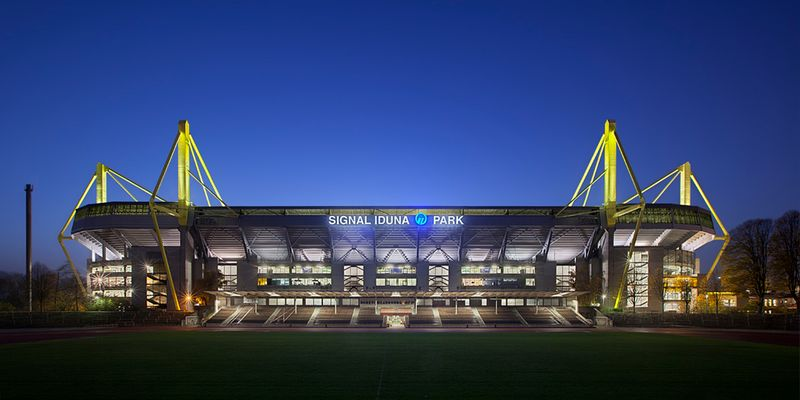 Signal Iduna Park - Borussia Dortmund II