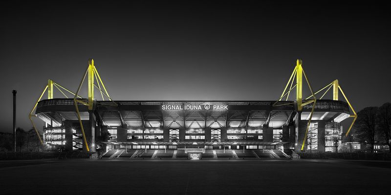 Signal Iduna Park - Borussia Dortmund II - SW