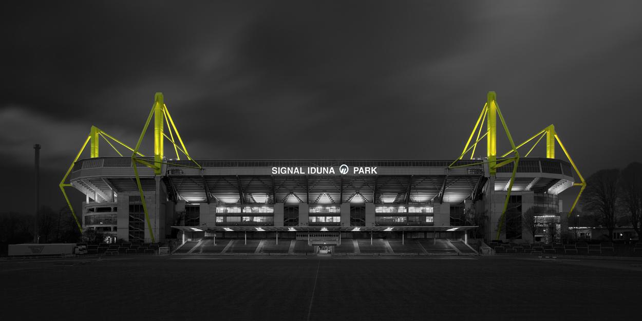 Signal Iduna Park - Borussia Dortmund - SW