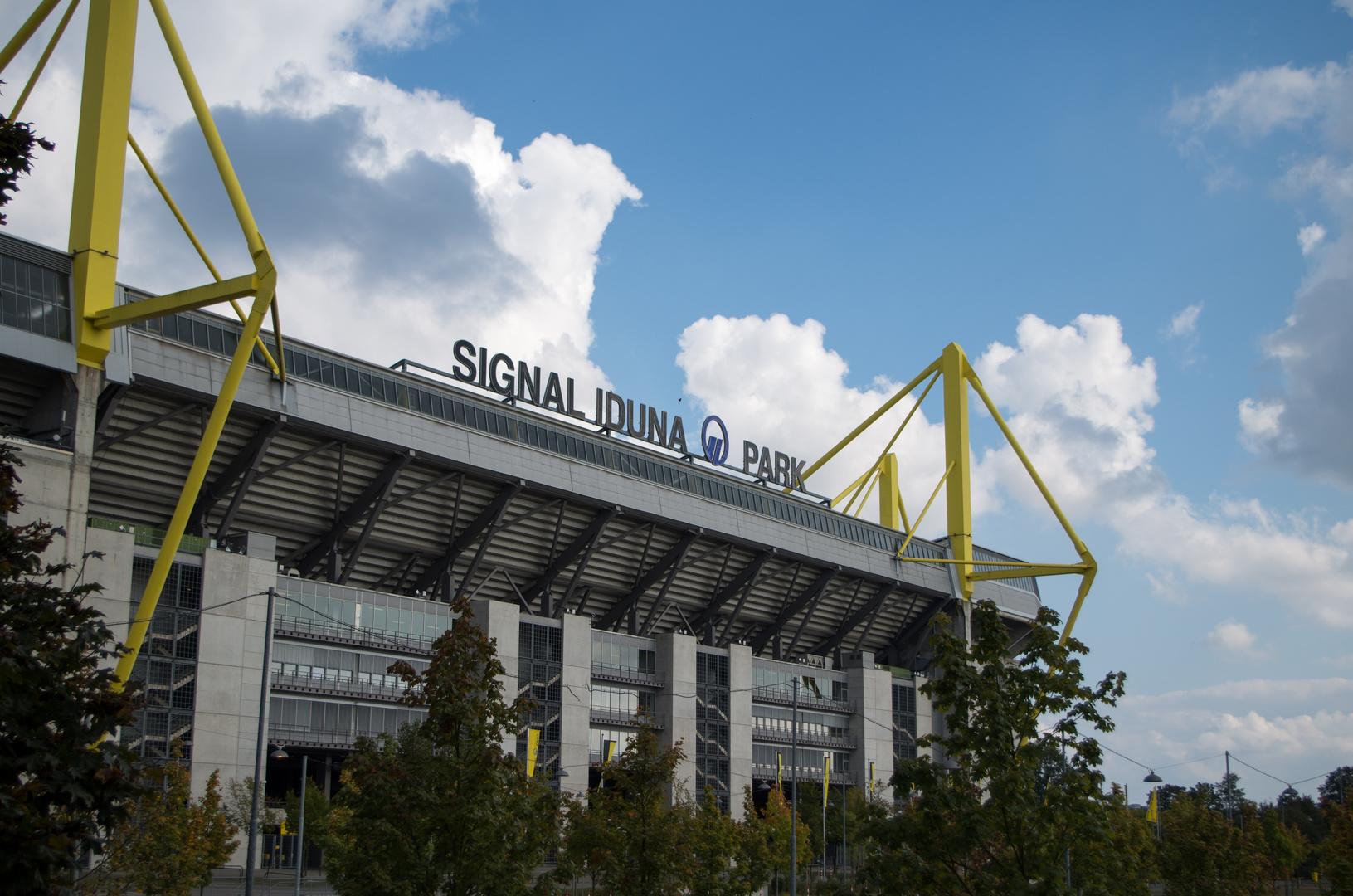 Signal Iduna Park im September 2014