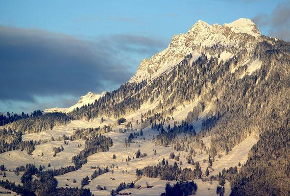 Sigriswiler Rothorn Berner-Oberland Schweiz