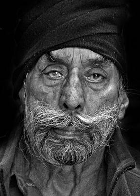 Sikh, 85 Jahre alt