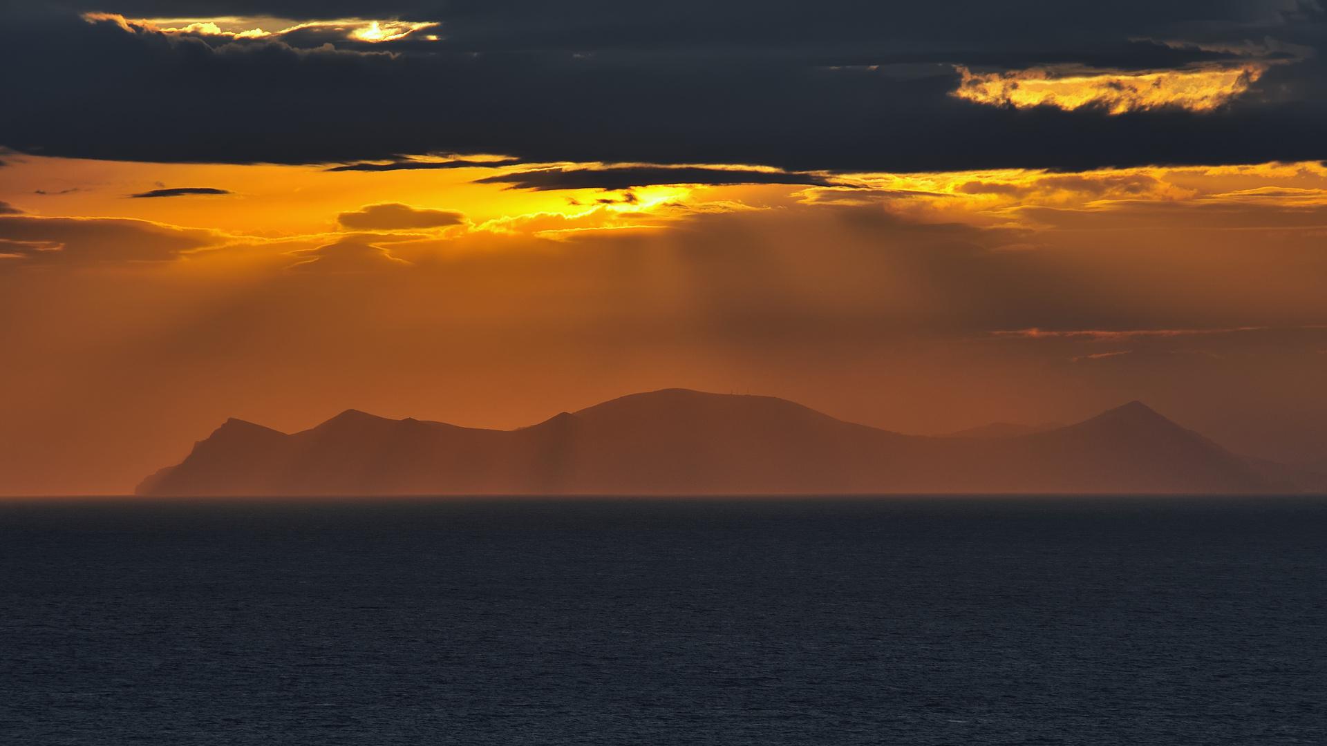*Sikinos - Sunset*
