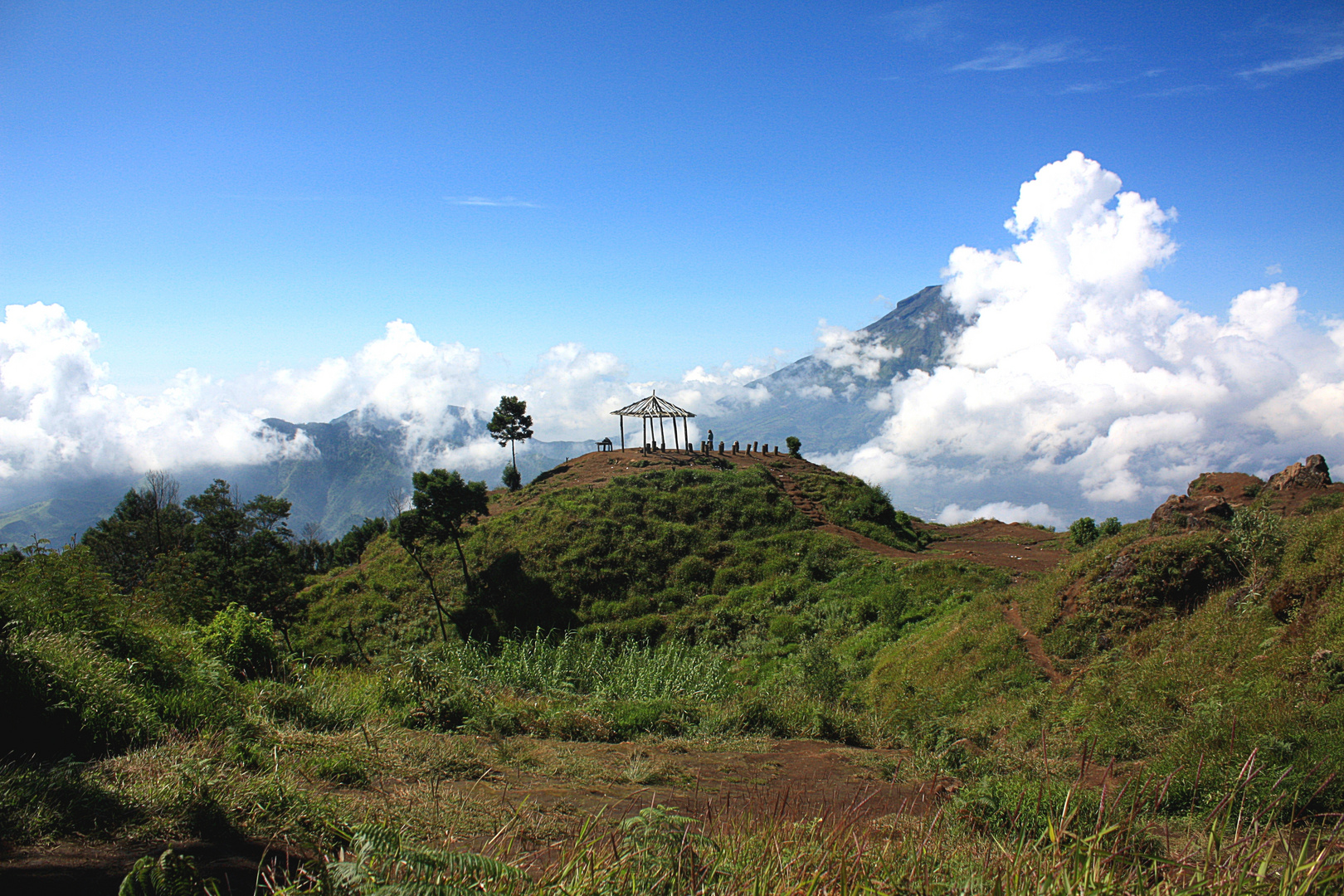 Sikunir, Central Java