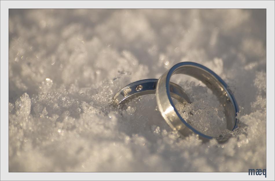 Silber auf Eis